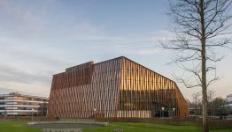 EAE verkozen tot 'mooiste gebouw van Groningen'