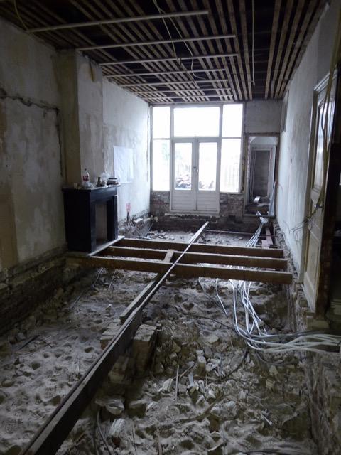 renovatie woonhuis regentes den haag
