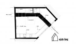 Vergunning verleend voor micro appartement