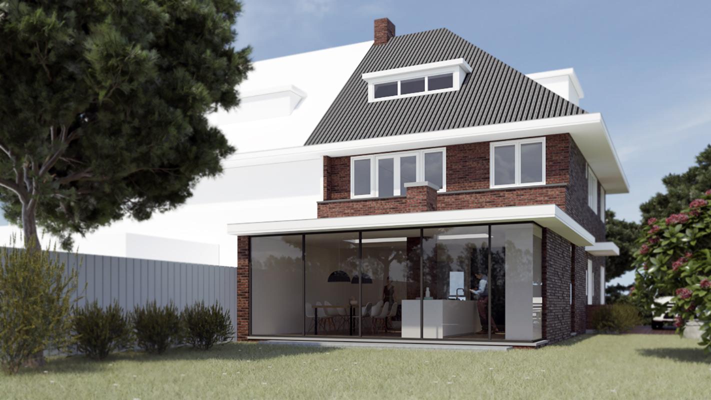 architect wassenaar